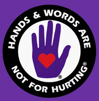 Purple Hands Pledge
