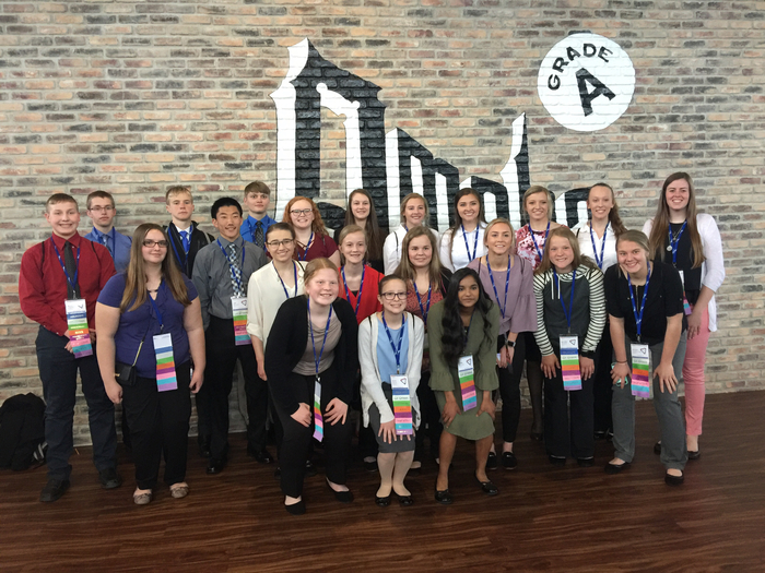 FBLA takes on Omaha!