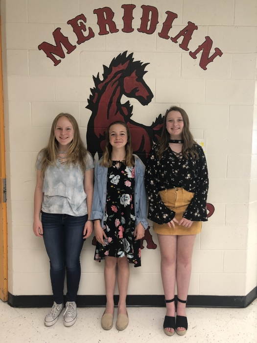 Meridian JH Honor Choir