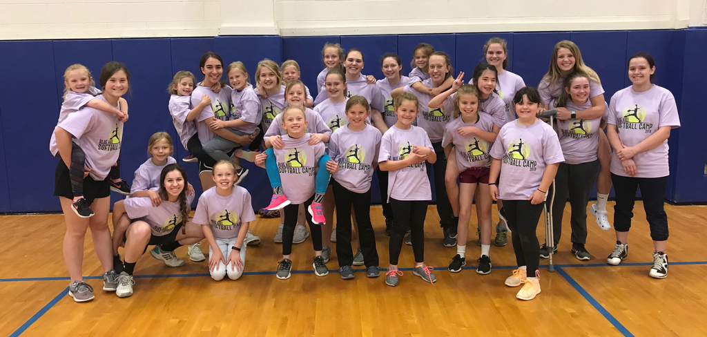 2019 Softball Camp