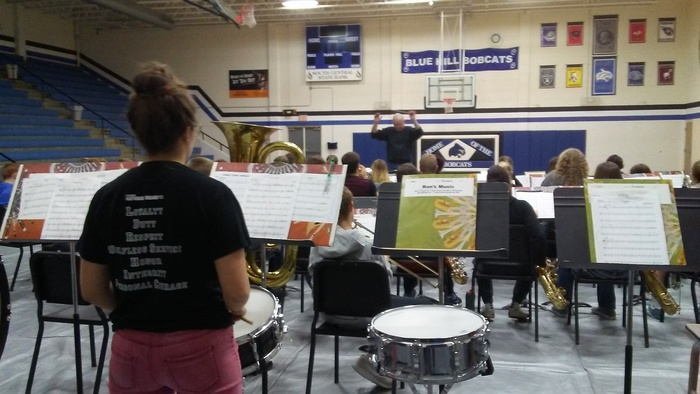 TVC Band Clinic 2018